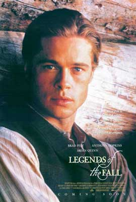 Legends of the Fall - 27 x 40 Movie Poster - Style B