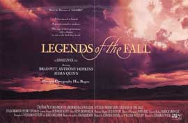 Legends of the Fall - 11 x 17 Movie Poster - Style C