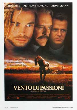 Legends of the Fall - 11 x 17 Movie Poster - Italian Style A