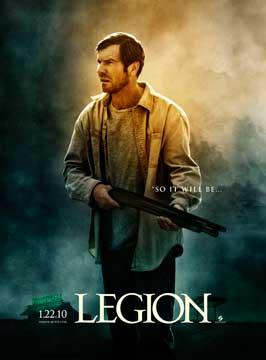 Legion - 11 x 17 Movie Poster - Style C