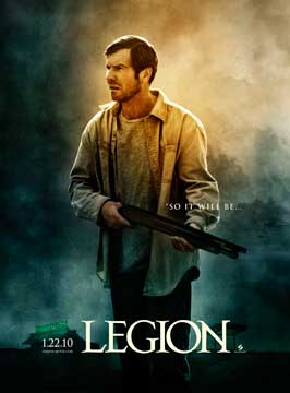 Legion - 43 x 62 Movie Poster - Bus Shelter Style B