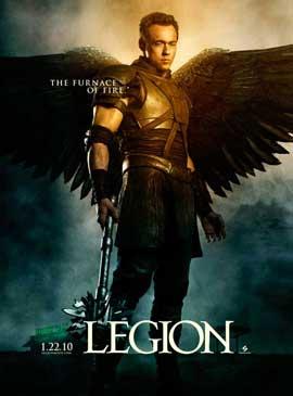 Legion - 11 x 17 Movie Poster - Style E