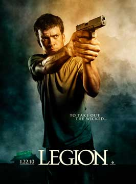 Legion - 43 x 62 Movie Poster - Bus Shelter Style E