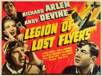 Legion of Lost Flyers - 11 x 14 Movie Poster - Style A