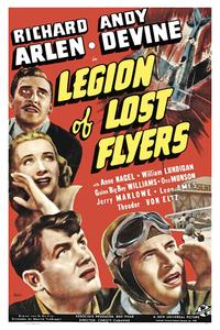 Legion of Lost Flyers - 11 x 17 Movie Poster - Style A