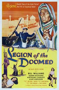 Legion of the Doomed - 11 x 17 Movie Poster - Style A