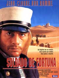 Legionnaire - 27 x 40 Movie Poster - Spanish Style A