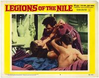 Legions of the Nile - 11 x 14 Movie Poster - Style E
