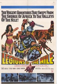 Legions of the Nile - 27 x 40 Movie Poster - Style A