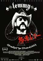 Lemmy - 27 x 40 Movie Poster - Japanese Style A