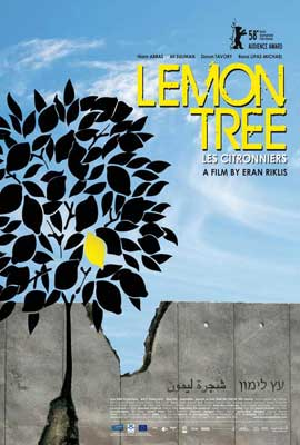 Lemon Tree - 27 x 40 Movie Poster - Belgian Style A