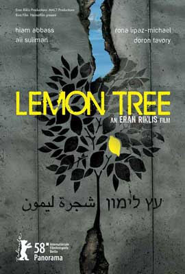 Lemon Tree - 27 x 40 Movie Poster - Israel Style A