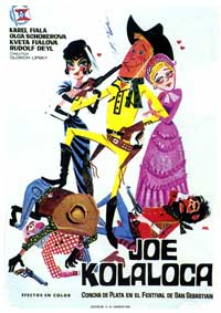 Lemonade Joe - 11 x 17 Movie Poster - Spanish Style A