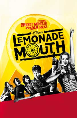 Lemonade Mouth (TV) - 43 x 62 TV Poster - Style A