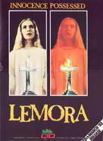 Lemora: A Child's Tale of the Supernatural - 11 x 17 Movie Poster - Style A