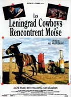 Leningrad Cowboys Meet Moses - 11 x 17 Movie Poster - French Style A