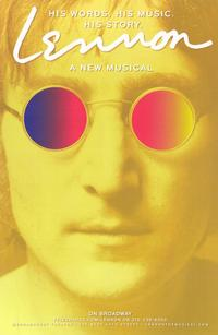 Lennon: The Musical - 11 x 17 Movie Poster - Style B
