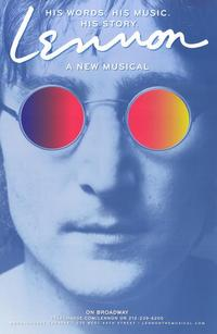Lennon: The Musical - 27 x 40 Movie Poster - Style A