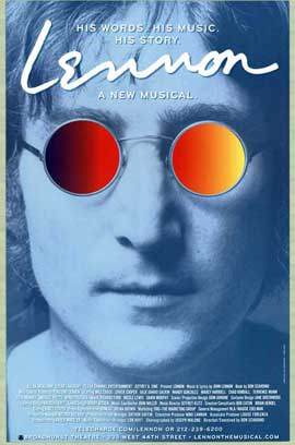 Lennon: The Musical - 27 x 40 Poster - Style A