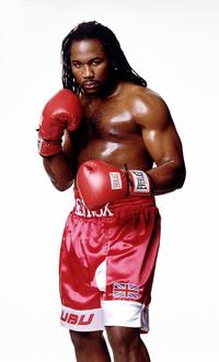 Lennox Lewis - 8 x 10 Color Photo #1