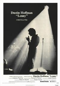 Lenny - 43 x 62 Movie Poster - Bus Shelter Style A