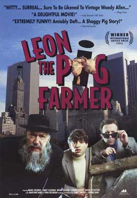 Leon the Pig Farmer - 11 x 17 Movie Poster - Style A