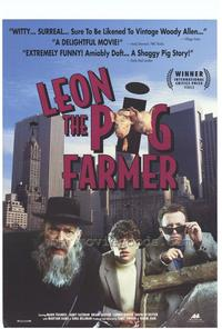 Leon the Pig Farmer - 43 x 62 Movie Poster - Bus Shelter Style A