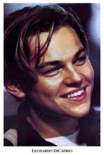 Leonardo DiCaprio - 11 x 17 Movie Poster - Style A