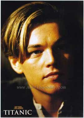 Leonardo DiCaprio - 11 x 17 Movie Poster - Style B