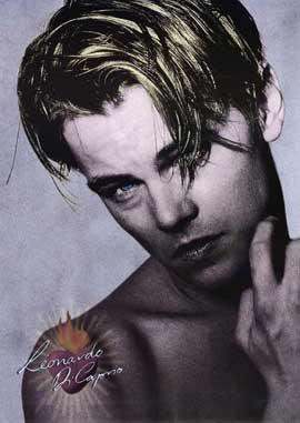 Leonardo DiCaprio - 11 x 17 Movie Poster - Style C