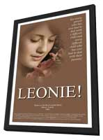 Leonie - 27 x 40 Movie Poster - Style A - in Deluxe Wood Frame