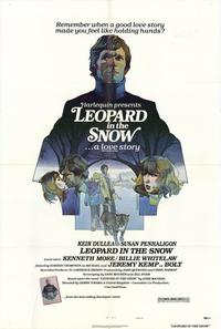 Leopard in the Snow - 27 x 40 Movie Poster - Style A