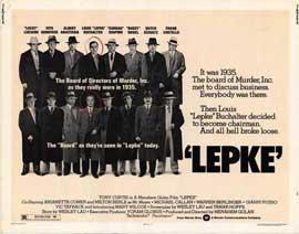 Lepke - 11 x 14 Movie Poster - Style A