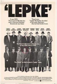 Lepke - 27 x 40 Movie Poster - Style A