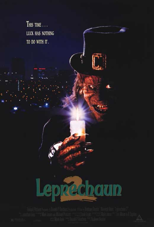 leprechaun 2 movie posters from movie poster shop