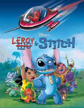 Leroy & Stitch (TV) - 11 x 17 Movie Poster - Style A