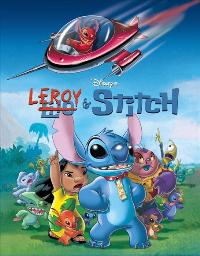 Leroy & Stitch (TV) - 43 x 62 Movie Poster - Bus Shelter Style A