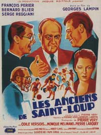 Les anciens de Saint-Loup - 11 x 17 Movie Poster - French Style A