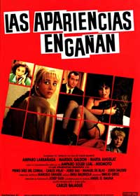 Les apariencies enganyen - 11 x 17 Movie Poster - Spanish Style A