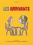Les arrivants - 11 x 17 Movie Poster - French Style A