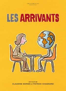 Les arrivants - 27 x 40 Movie Poster - French Style A