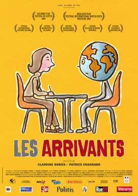 Les arrivants - 27 x 40 Movie Poster - French Style B
