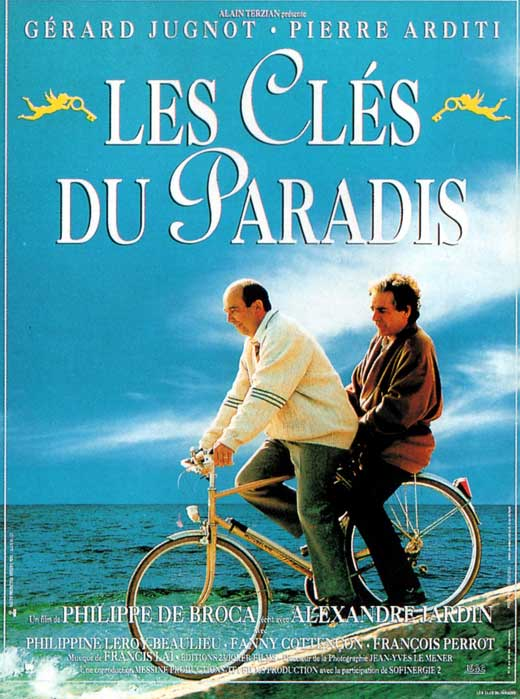 Les cles du paradis movie