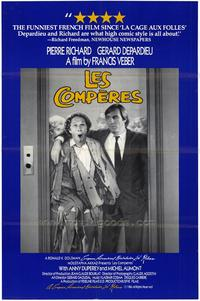 Les Comperes - 27 x 40 Movie Poster - Style A