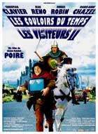 Les couloirs du temps: Les visiteurs 2 - 11 x 17 Movie Poster - French Style A