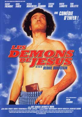 Les demons de Jesus - 27 x 40 Movie Poster - French Style A