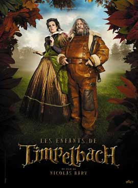 Enfants de Timpelbach, Les - 11 x 17 Movie Poster - French Style A
