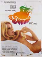 Les Femmes - 11 x 17 Movie Poster - French Style B