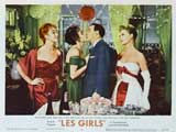 Les Girls - 11 x 14 Movie Poster - Style G