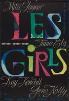 Les Girls - 11 x 17 Movie Poster - Polish Style A